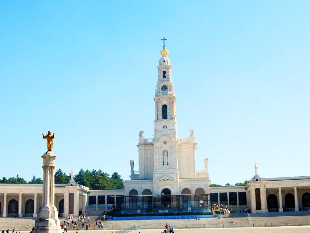 Fatima i Santiago de Compostela