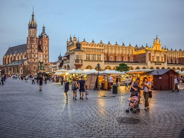 Śladami Jana Pawła II - Kraków