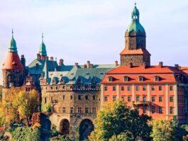 Zamek Książ i Sztolnie Walimskie