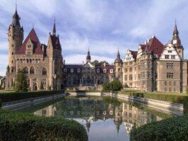 Opole i zamek w Mosznej