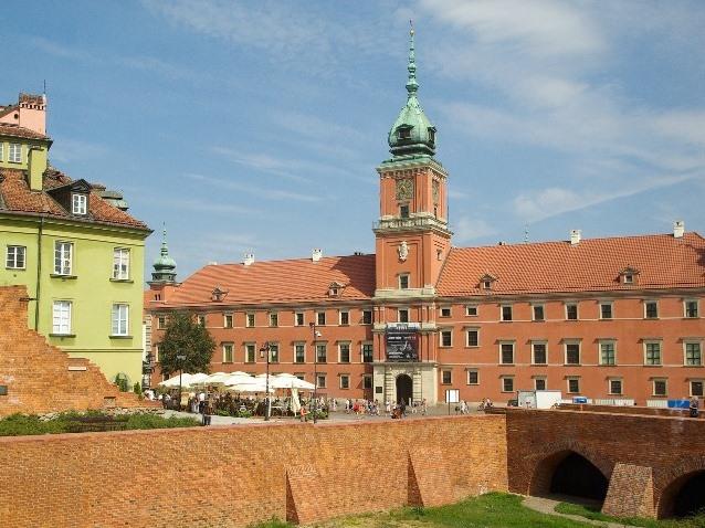 Śladami Jana Pawła II - Warszawa