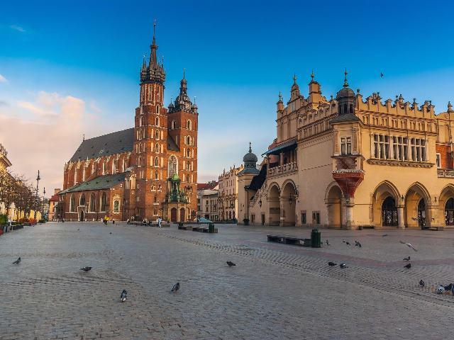 Kraków z Energylandią