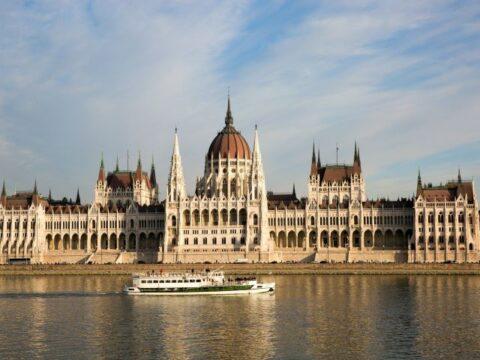 Budapeszt – Bratysława – Wiedeń