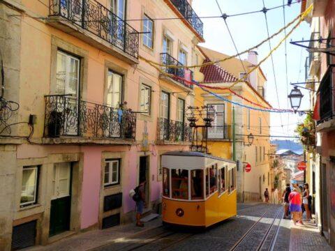 Portugalia z Santiago de Compostela