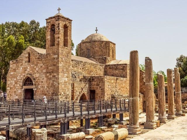 Cypr śladami świętego Pawła