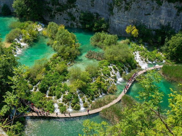 Chorwacja i fish picnic