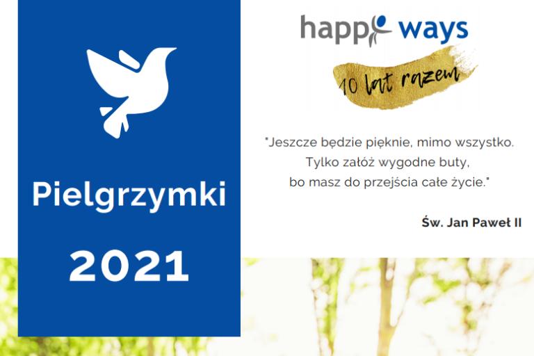 Pielgrzymki 2021 katalog